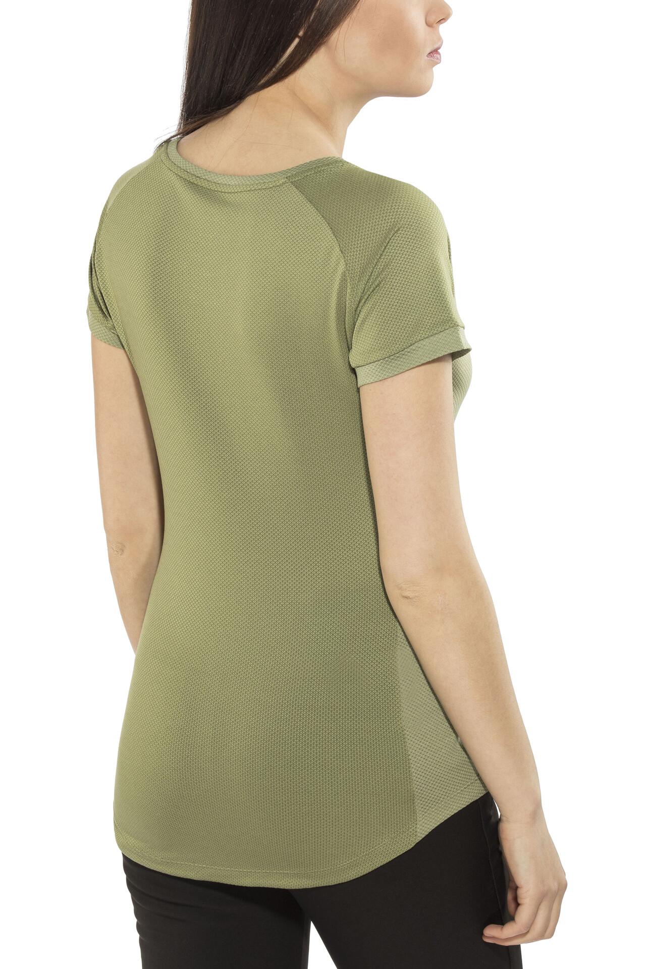 Salewa Pedroc Delta Dry SS Tee T Shirt Damen | Review